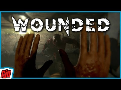 Wounded Part 2   Indie Horror Game   PC Gameplay Walkthrough