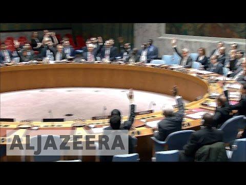 UN Security Council endorses Syria ceasefire