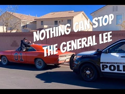 Hell yeah...fixing a General Lee and road tripping it home. im Down!!!