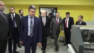 RA Prime Minister Karen Karapetyan Visits AUA