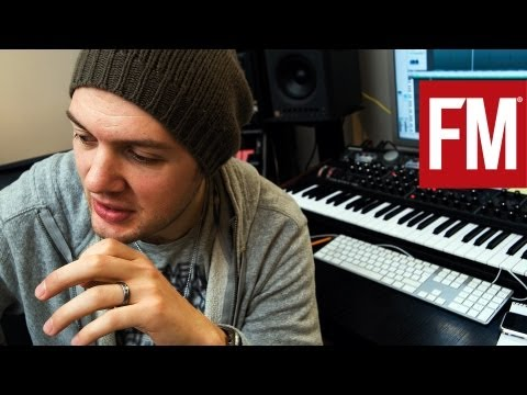 Chris Lake - In The Studio With Future Music Part 1