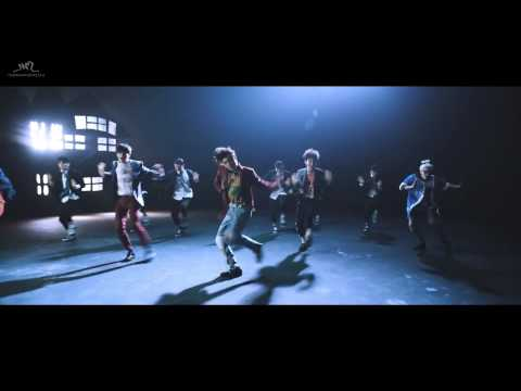SHINee 'Married To The Music' mirrored Dance MV