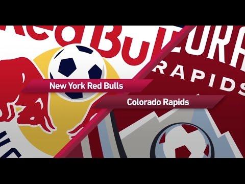 HIGHLIGHTS   New York Red Bulls vs. Colorado Rapids