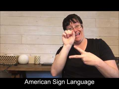 Video #6: Deaf babies are a cultural and linguistic minority