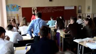 Відкритий урок з української літератури. Вчитель : Лісова О.Л.