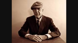 Leonard Cohen. Last Year