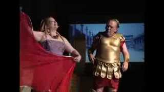 Comedic tango from Zenobia the Musical