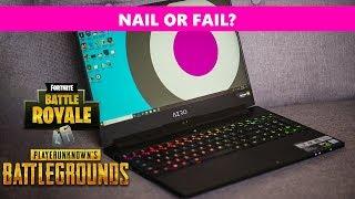 Gigabyte AERO 15X Gaming Review - Coffee Lake GTX 1070 144Hz - Best thin and light gaming laptop?