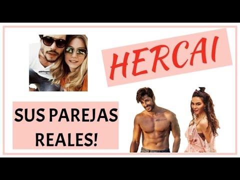 HERCAI - CONOCE A LOS ACTORES Y SUS PAREJAS EN LA VIDA REAL!!