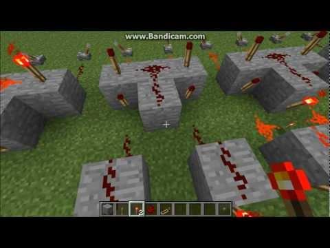 Minecraft Redstone Wireless No Mods Doovi