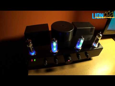 Wzmacniacz Lampowy Stereo: ECL86 & EM84 (Tube Amplifier