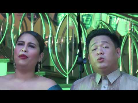 Moon River - The Philippine Madrigal Singers live at Inquirer - #MadzatInquirer