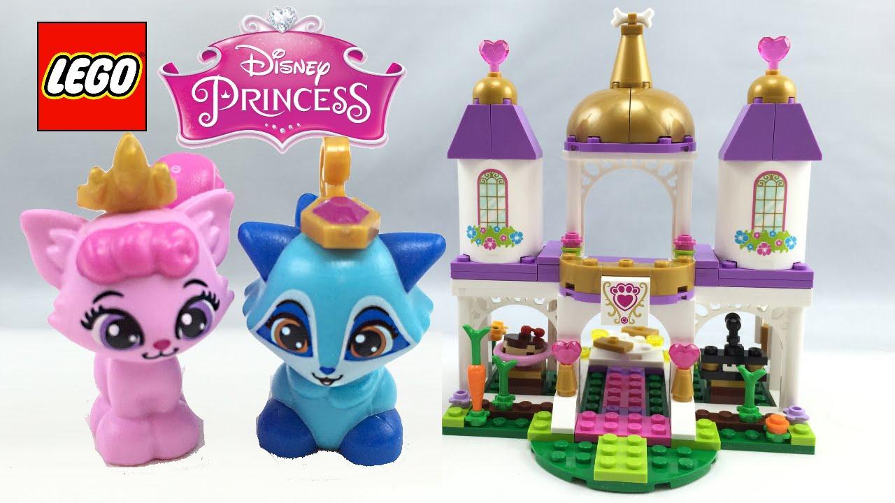 LEGO Disney Princess 41142 Palace Pets Royal Castle
