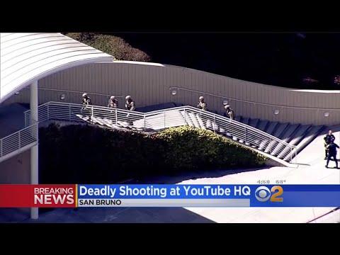 YouTube Shooting: Woman Shoots 3 Before Killing Herself In San Bruno, California