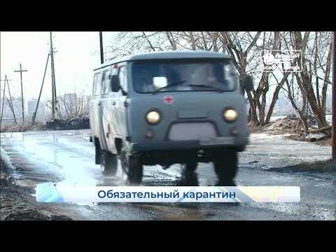 Приезжих в Киров будут проверять  Новости Кирова  06 04 2020