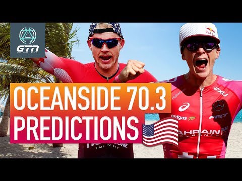 Who Will Win Oceanside 70.3? | GTN Predictions