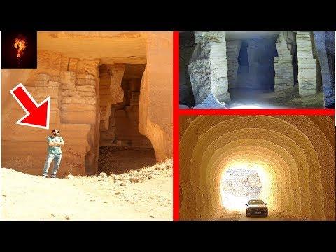 Bazda Cave Links 18 Advanced Ruins World-Wide?