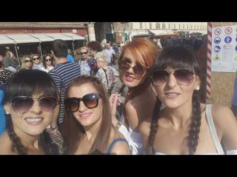 Travel diaries: Bologna, San Marino, Ferrara, Comacchio... 2016.