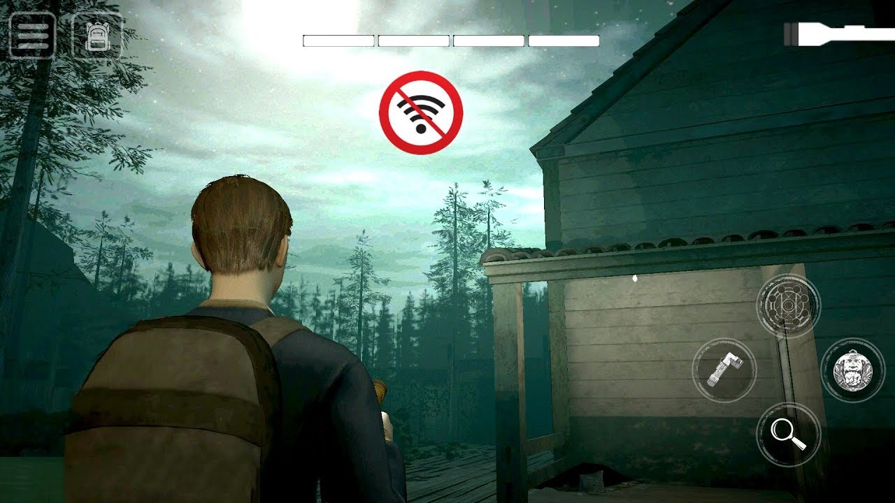 best horror games for iphone free