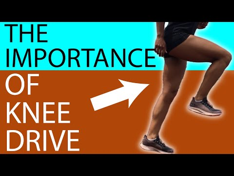 Why Good Knee Lift is Vital for a Good Running Technique.  Take a minute to find out why