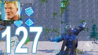 Fortnite - Gameplay Walkthrough Part 127 - Poseidon's Maze Runner (iOS)