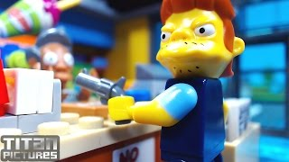 Lego Simpsons Shopping
