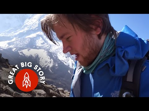 Taking on Mount Everest at 22 Years Old