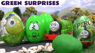 Explore Colours with Play Doh Surprise Eggs and Thomas and Friends  Colors Toy Story