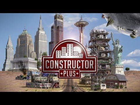 Constructor Plus: Baustellen-Tycoon mit Hindernissen [Let's Play][Gameplay][German][Deutsch]