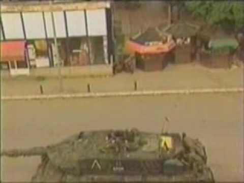 German & KLA Soldiers - Kill 2 Serb Terrorists in Kosova