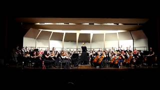 Download Cossack Dance - CCHS Chamber orchestra in concert 2014-11-05 MP3 song and Music Video