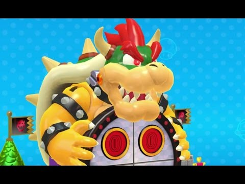 Mario Party 10 Bowser Amiibo Board Amiibo Party Mode