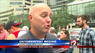 Oktoberfest Zinzinnati: Weekend of food, beer and fun