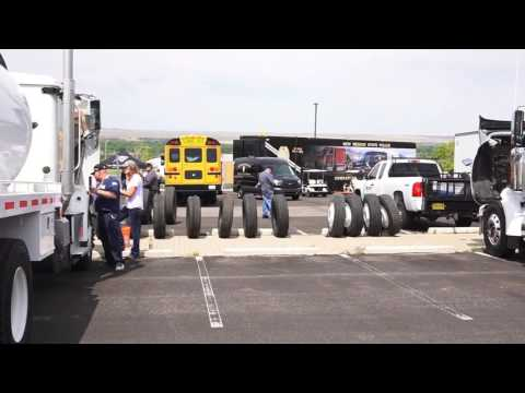 Take a look inside New Mexico's Truck Driving Championships and SuperTech Competition