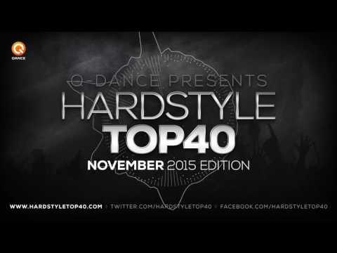 November 2015 | Q-dance presents Hardstyle Top 40