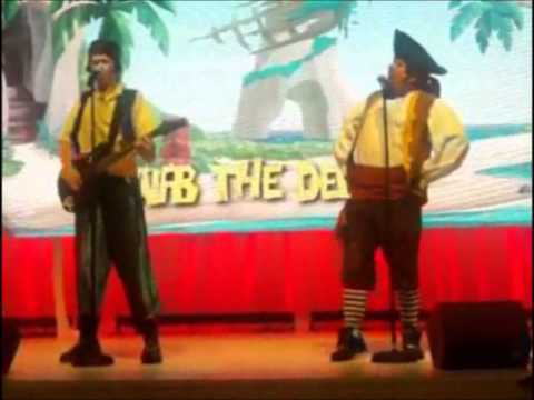 The Neverland Pirate Band -