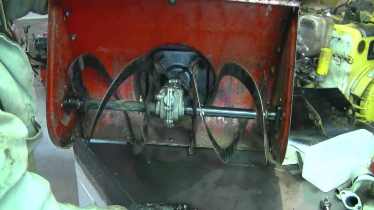 mastercraft 10 hp 28 snowblower manual