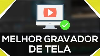 O MELHOR gravador de tela para PC FRACO | SEM LAG | 100% GRÁTIS
