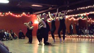 Lotus Blossom - Blues Underground - Killer Diller 2014 Cabaret Performance