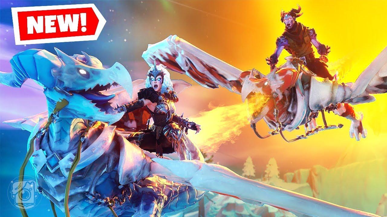 NEW  DRAGON WARS w  MALCORE Custom Gamemode in Fortnite Creative Mode! a950ea30875d9