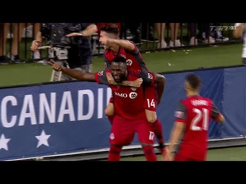 Jozy Altidore Scores Hat-Trick - August 15, 2018