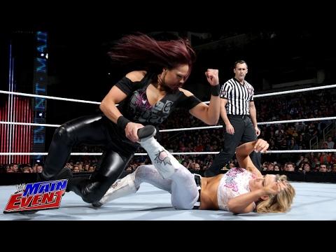 WWE Main Event: Jan. 29, 2014: Natalya vs. Tamina Snuka.