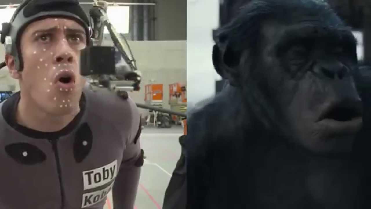 Maymunlar Cehennemi 3 çekimleri Rise Planet Apes 3 Effect Youtube