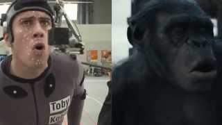 Maymunlar Cehennemi 3 Çekimleri   rise planet apes 3 effect