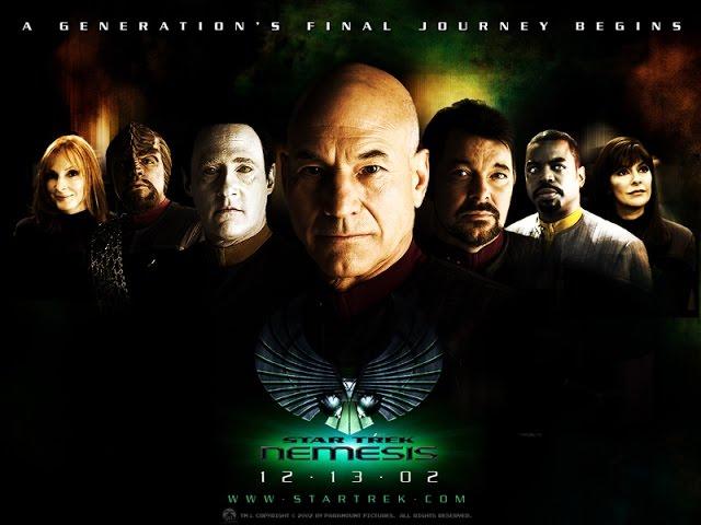 Star Trek X: Nemesis - Trailer 1 Deutsch 1080p HD