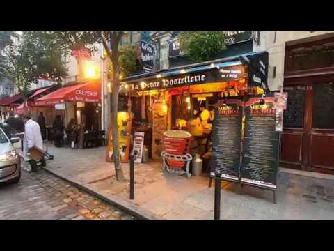 Paris Walks - The Latin Quarter and Paris' Left Bank in France
