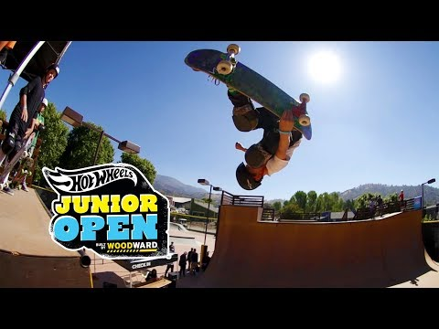 Skate Vert Highlights - Hot Wheels Junior Open at Woodward West