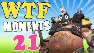 Overwatch WTF Moments Ep.21