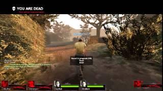 Left 4 Dead 2 mgftw.com Hidden Infected mode (Playing as Survivor)