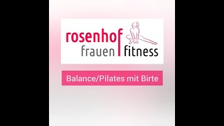 Balance/Pilates mit Birte